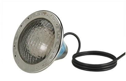 lampara  de 25 cm de alberca