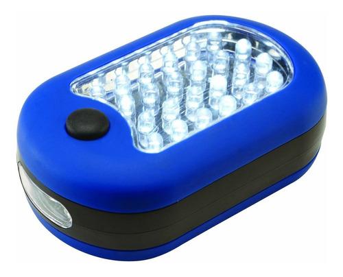 lampara de 27 led multifuncional con magneto 3 unidades