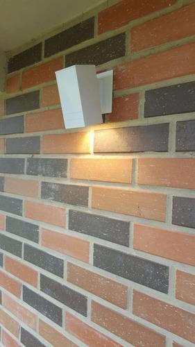 lámpara de aplique de pared exteriores kala modelo mango