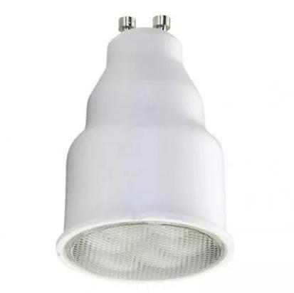 lampara de bajo consumo gu10 11w luz día - pack x 5 sica