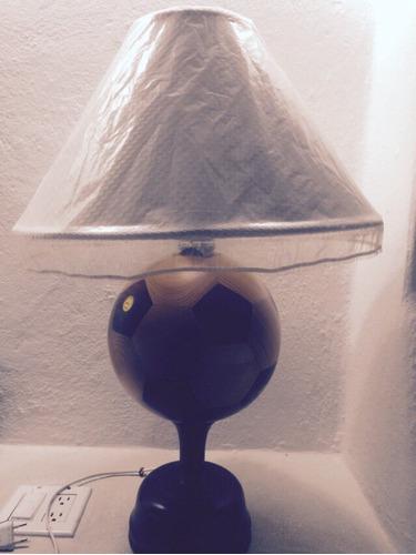 lampara de balon grande