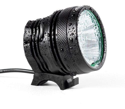 lampara de bicicleta 15400 lumens 9x cree led t6 recargable