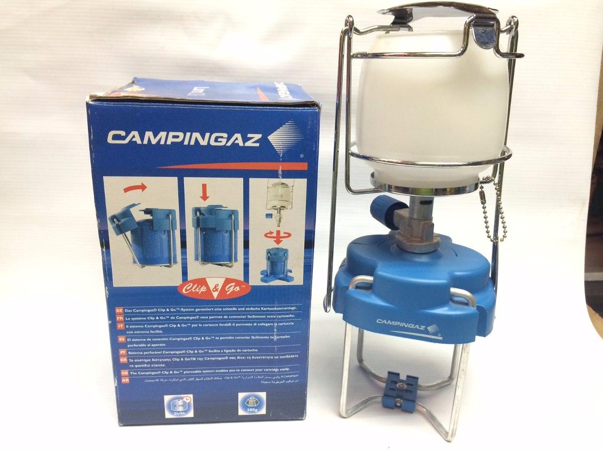 Lámpara De Camping Campingaz Combo - Bs. 19.000.000,00 en Mercado Libre