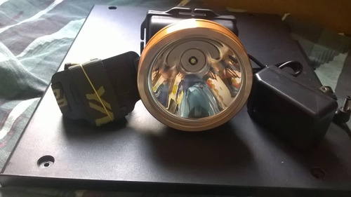 lampara de caza yani 725 recargables