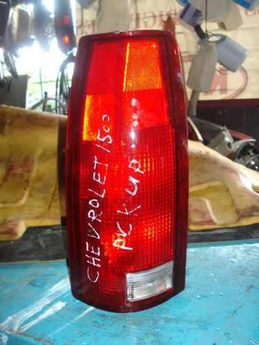lampara de chevrolet 1500 pickup
