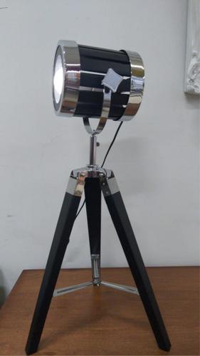 lampara de cine tipo industrial