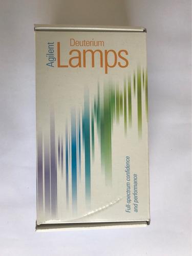 lámpara de deuterio agilent g1600 ce 2140-0585