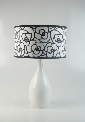 lampara de diseño gota velador moderno. lampdesign.