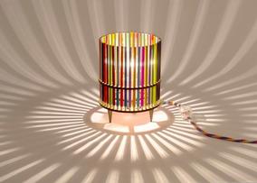Lampara De ModernoCon LapicesCirculo De Lampara Diseño Diseño xoredBC