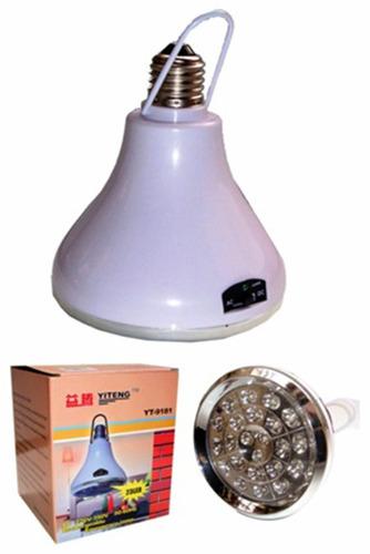 lampara de emergencia tipo bombillo luces led