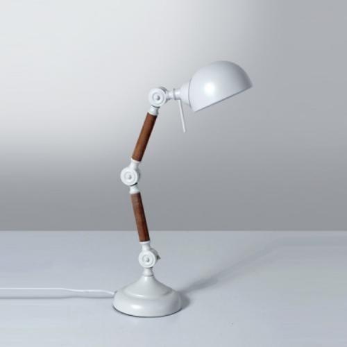 lampara de escritorio articulada casque