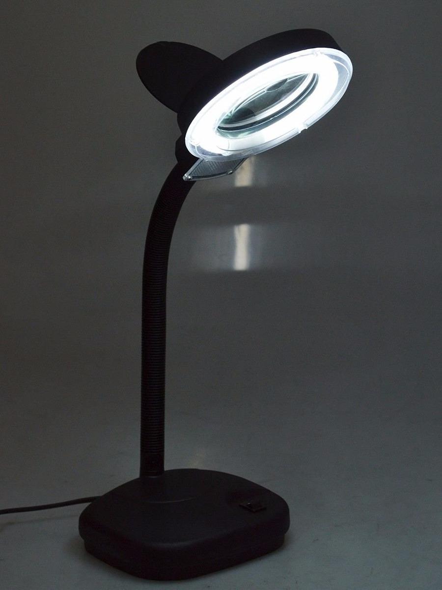 L mpara de escritorio con lupa 5x 10x con luz 1 en mercado libre - Lamparas de escritorio ...