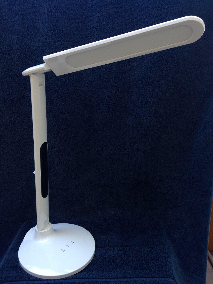 lampara de escritorio led usb moderna