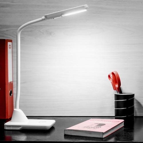 lampara de escritorio oficina led velador touch lupa