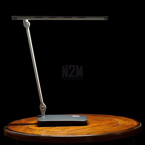 lampara de escritorio velador led 7w touch dimerizable