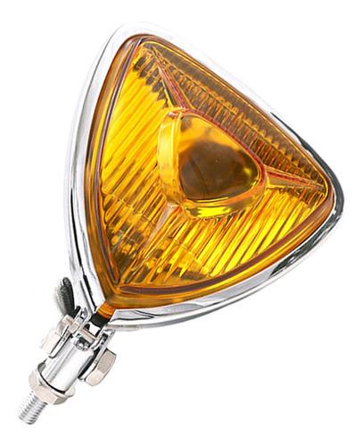 lámpara de faro de triángulo personalizado parte