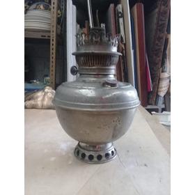 Lámpara De Gasolina Antigua   Quinqué