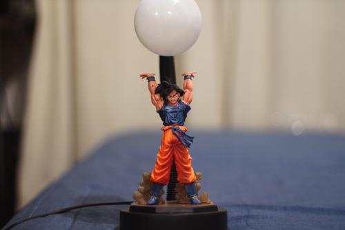 lampara de  goku genkidama dragon ball z envio gratis
