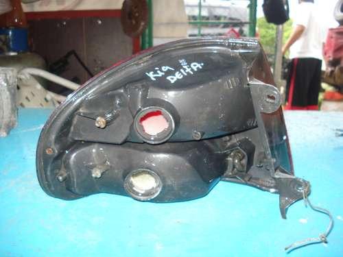 lampara de kia delta