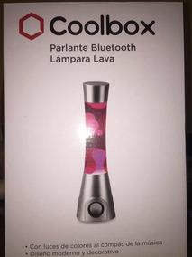 Bluetooth Más De Parlante Lámpara Lava dQeErxBoCW
