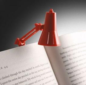 Clip De Lectura Libro Led Velador Lampara Para Luz Broche rdtshCQx