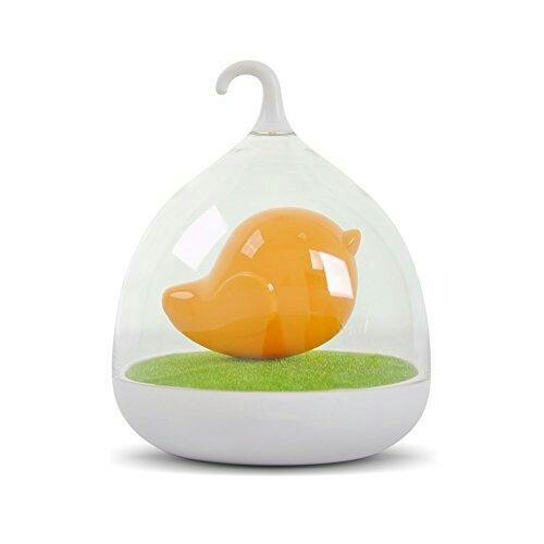 lampara de led pajarito recargable usb bebes
