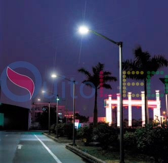 lampara de luz publica 200w led impermeable calles parqueos