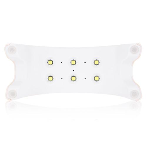 lámpara de manicura de inducción automática eléctrica 12w
