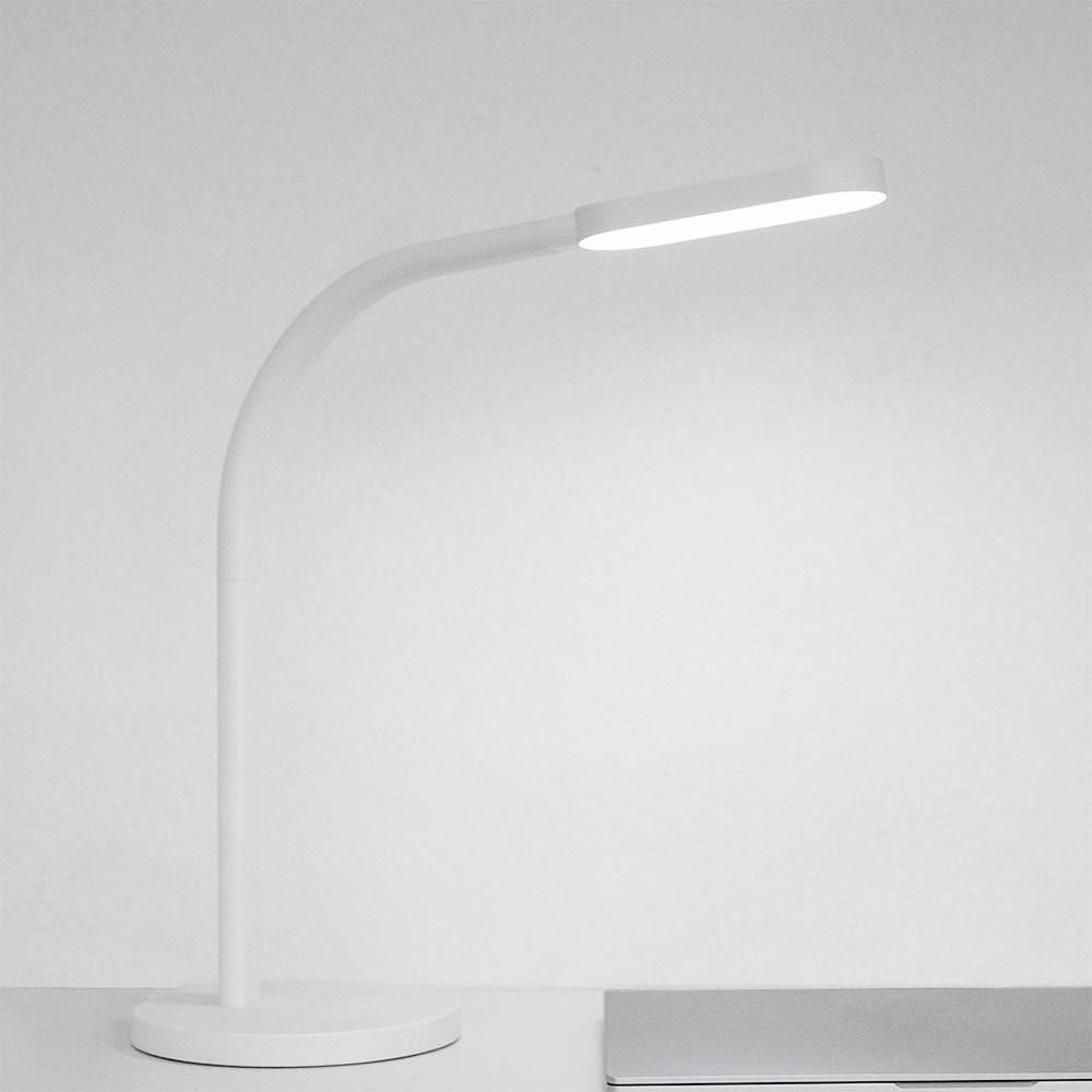 Inteligente De Xiaomi Ajustable Lámpara Mesa Mi Led wukPXiTOZ