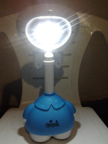 lampara de mesa para niños y niñas hermosas