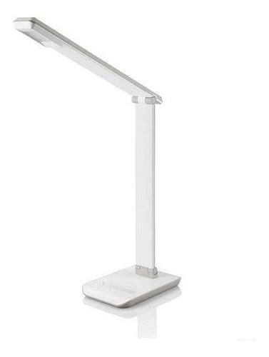 lampara de mesa philips crane usb blanco 915005634501