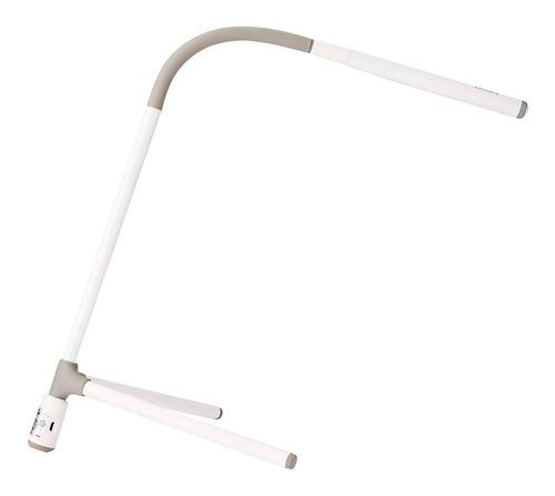 lampara de mesa philips geometry blanca led 1.5 watts