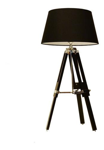lampara de mesa tripode
