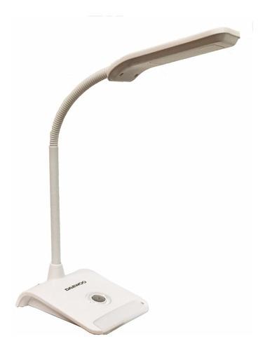lámpara de mesa velador escritorio led daewo dwl-560 pintumm