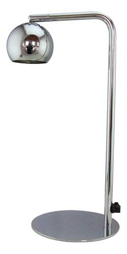 lámpara de mesa venus gu10 dicroica platil escritorio deco