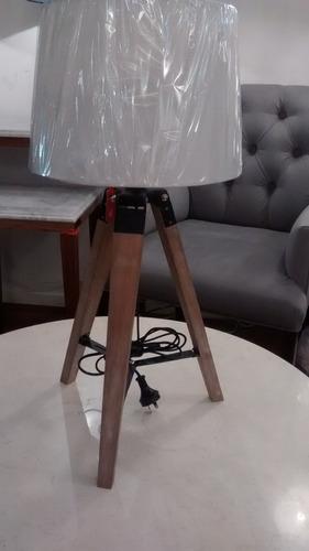 lampara de mesa vintage