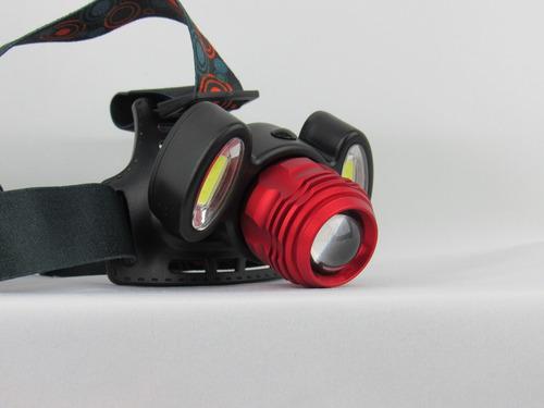 lámpara de minero 3 led desmontable paquete de 12 piezas