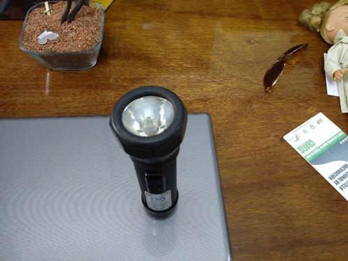 lampara de minero vintage rayovac