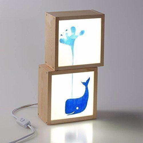 lampara de noche decorativa