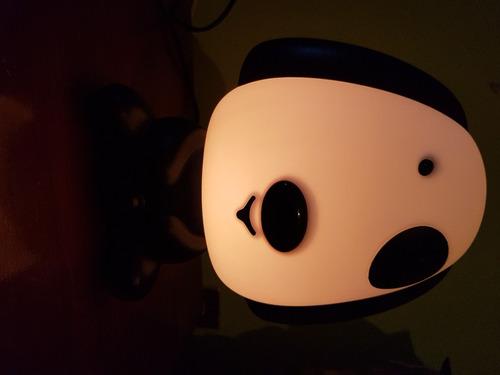 lampara de noche para tu bebé con forma de animalito