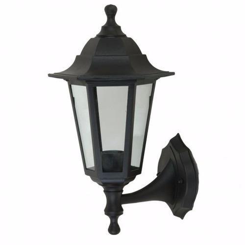 lámpara de pared exterior vintage para jardín o fachada casa