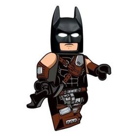0f9fddc8b16c Lámpara De Pared Luz En Los Ojos Batman Lego + Calcomanías