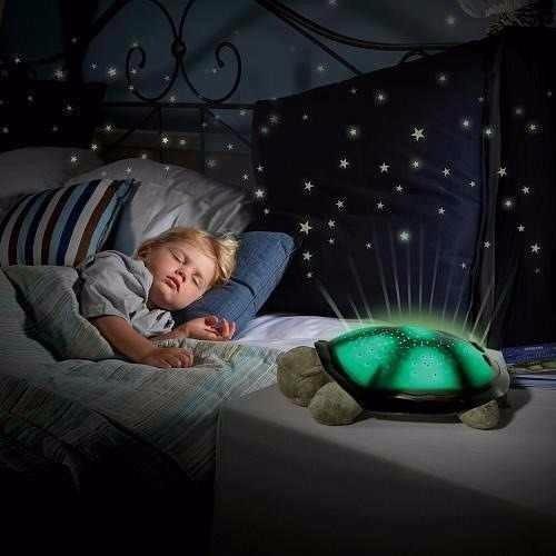 lámpara de peluche proyector