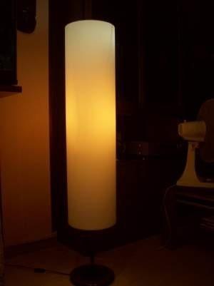 lampara de pie 1 luz,pantallas artesanales,iluminacion