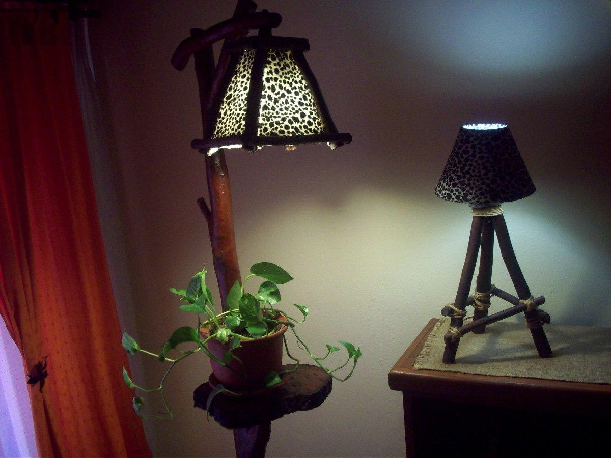 Como hacer una lampara de pie gallery of decora con - Como hacer una lampara de pie ...