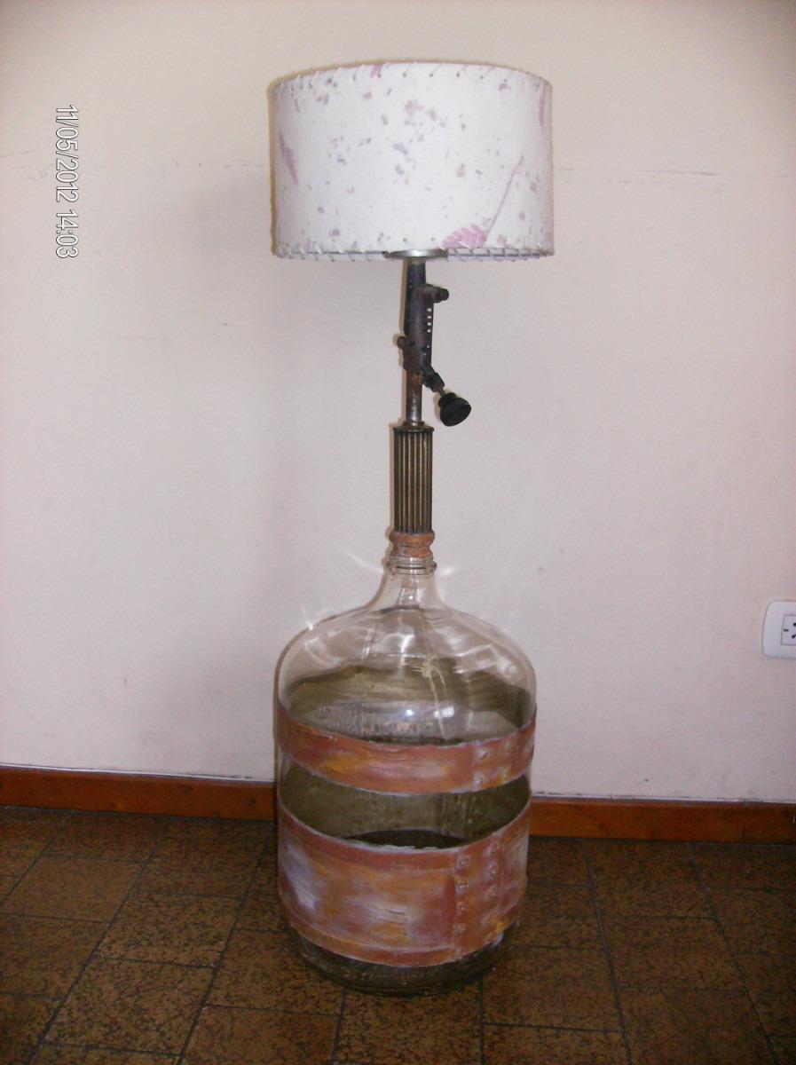 Como hacer lamparas de pie como hacer lamparas de pie - Como hacer una lampara de pie ...