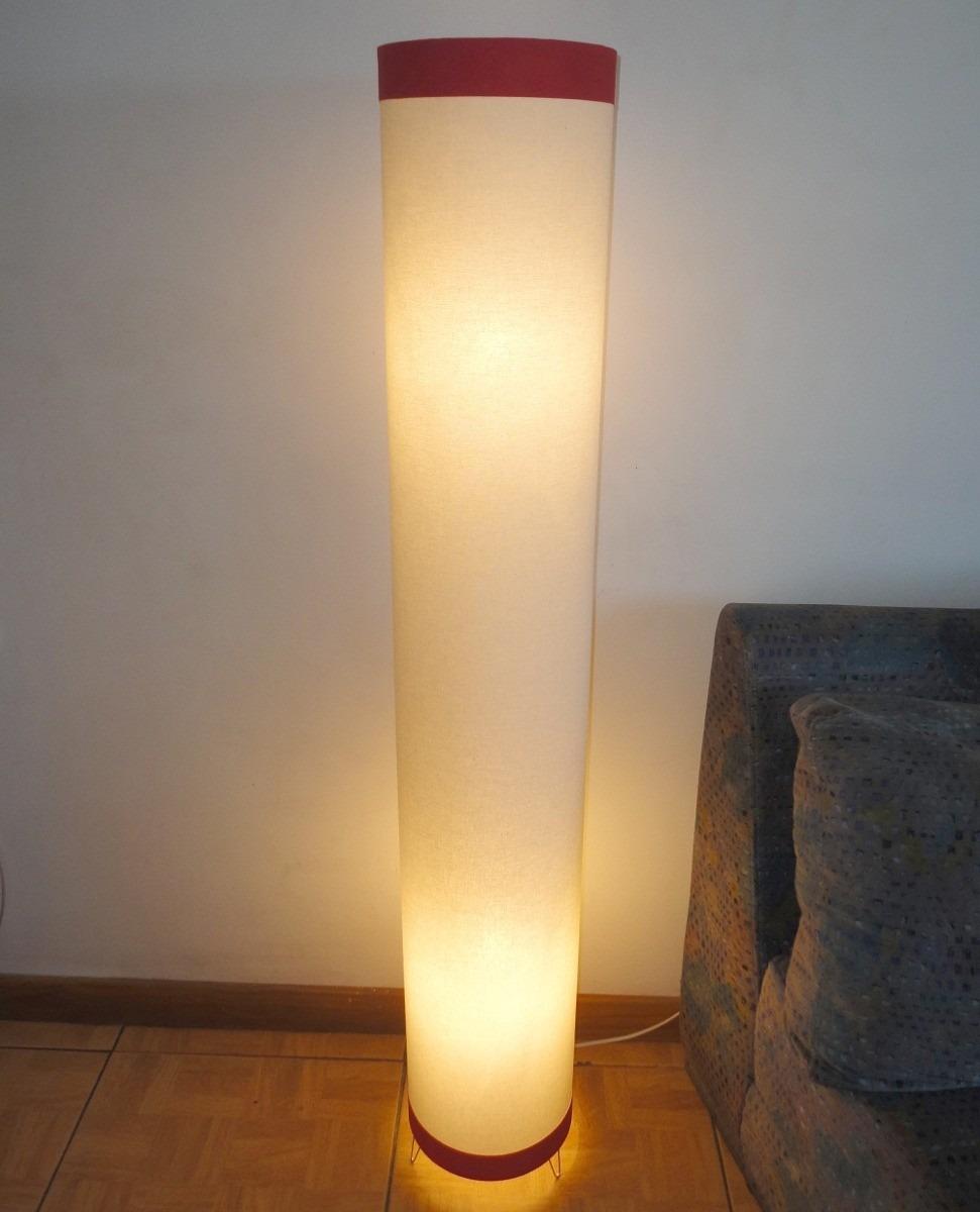 Lampara de pie artesanal fabrica de pantallas iluminacion - Lamparas de pie de papel ...