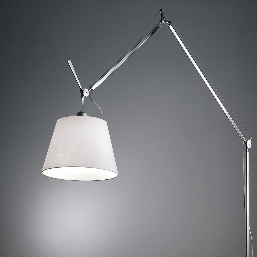 Lámpara Gmg De Articulada Pie Xl Pantalla Con Mega TJK3l1Fc