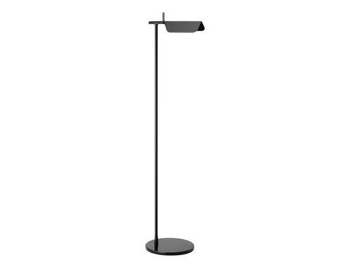 lampara de pie bau g9 apto led deco living 110cm