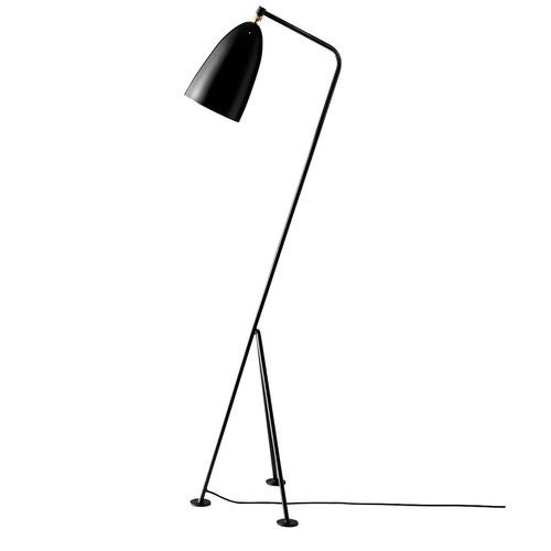 lampara de pie bolivia con lampara led 14w 15w e27 140cm